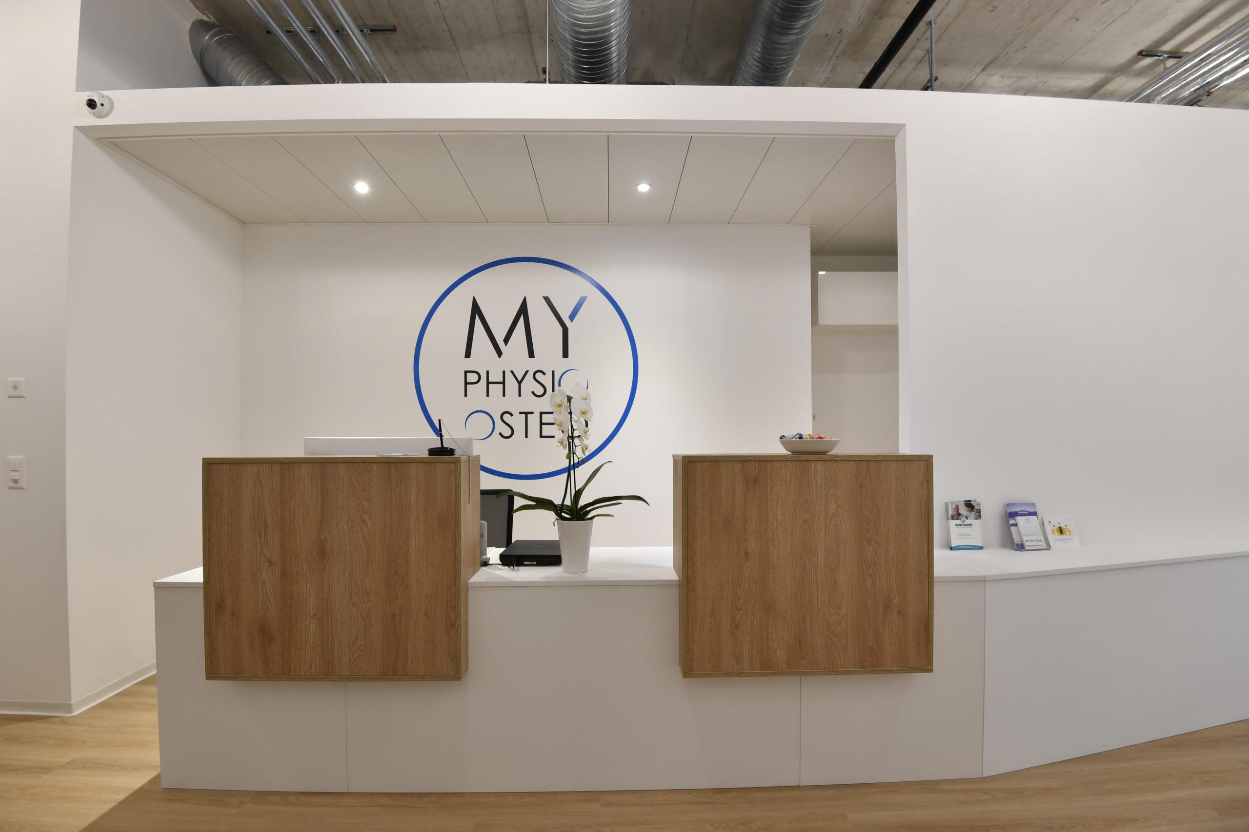 Cabinet de physiothérapie