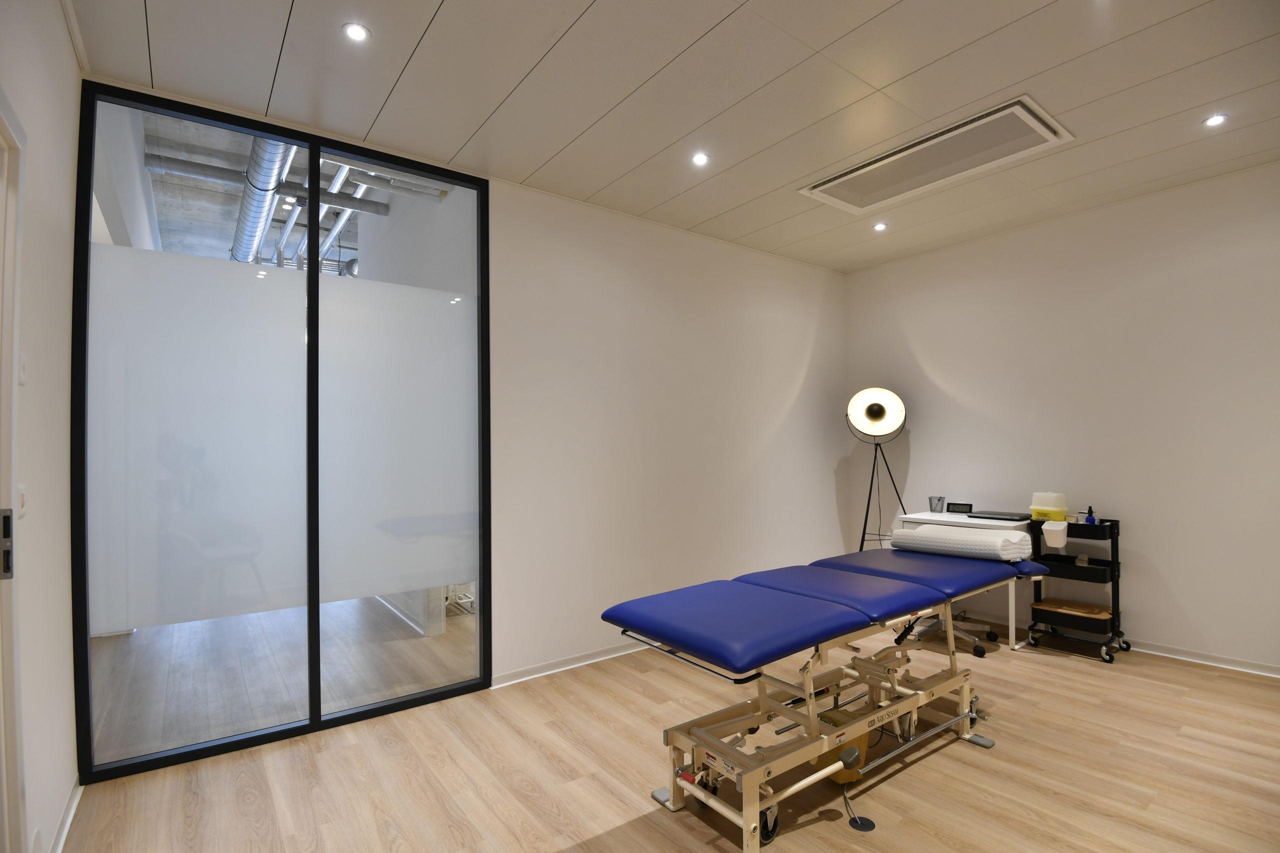 Cabinet d'ostéopathie à lausanne